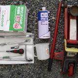 【使用した工具類1】