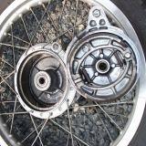 【ドラムブレーキの掃除】